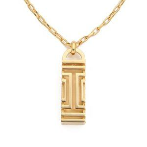 NWT Tory Burch Fitbit Pendant Necklace